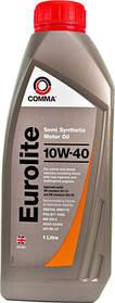 Моторное масло  COMMA Eurolite 10W-40 1L