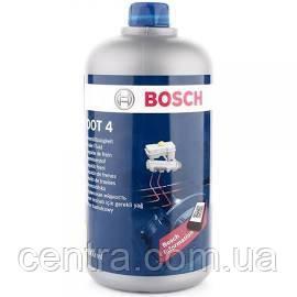 Тормозная жидкость BOSCH DOT-4  1L