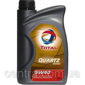 Моторное масло TOTAL QUARTZ 9000 5W-40 1L