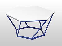 Столик журнальный Лофт шестигранный, фото 1