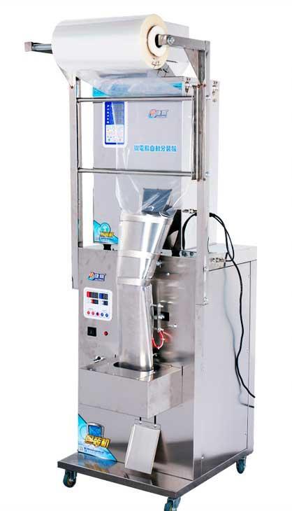Вертикальная фасовочно-упаковочная машина для сыпучих продуктов