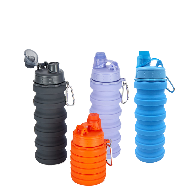 Узкая спортивная бутылка массажеры рефлекторных зон