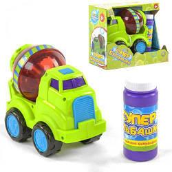 Машинка с мыльными пузырями
