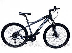 """Велосипед Unicorn Migeer Rise 17""""/26"""" Gray"""