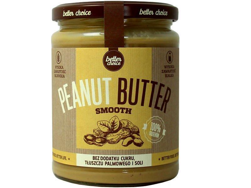 Better choice Peanut Butter Smooth 500 g.
