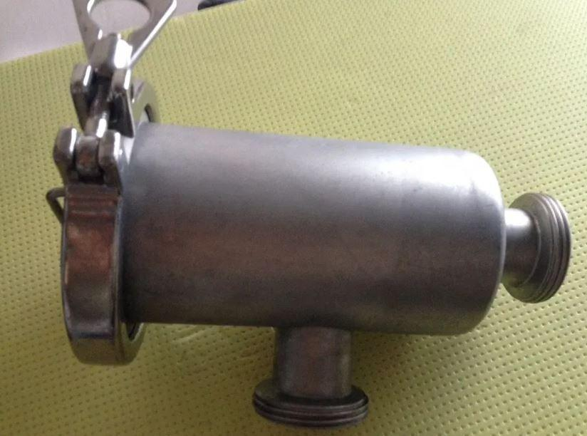 Корпус молочного фильтра 5 т