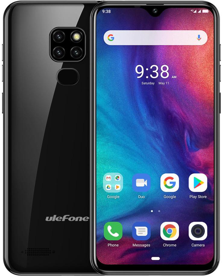 Ulefone Note 7P | Чорний | 3/32Гб | Гарантія