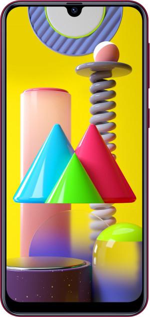 Смартфон Samsung Galaxy M31 6/128GB Red (SM-M315FZRVSEK)