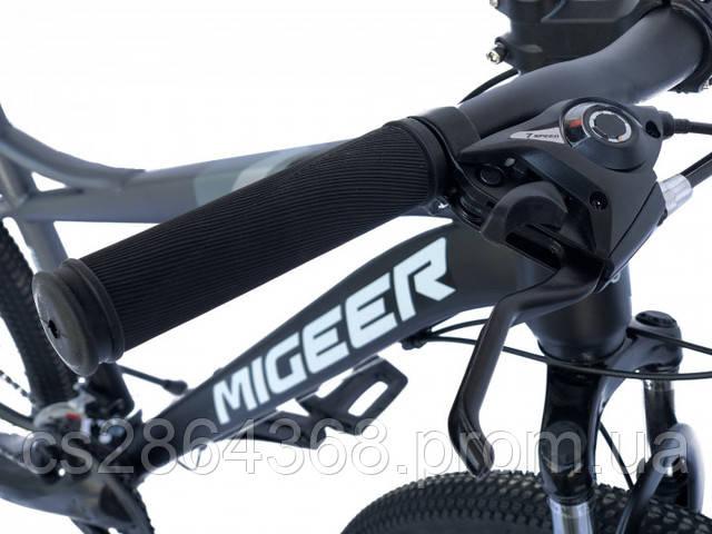 Велосипед Unicorn Migeer Rise Рама 17″/Колеса 26″ Gray