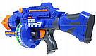 "Автомат бластер ""Blaze Storm"" с мягкими пулями 40шт. на батарейках Nerf Нерф   , фото 5"