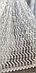Тюль в зал цвет белый узор волна, фото 7