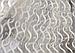 Тюль в зал цвет белый узор волна, фото 6