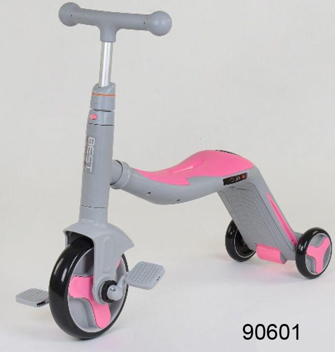 Самокат-велобіг від-велосипед, 3в1 JT 90601 Best Scooter