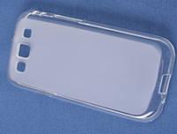 Чехол Smart Silicase Sony Xperia C (C2305/S39h) White