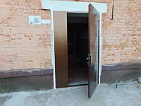Входные двери для подъезда, Д-401