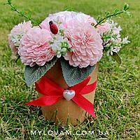Букет из мыла ручной работы, мыльный букет, букет роз