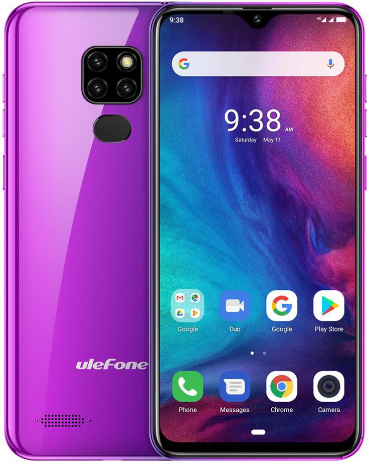 Ulefone Note 7P   Фиолетовый   3/32Гб   Гарантия