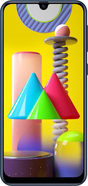 Смартфон Samsung Galaxy M31 6/128GB Blue (SM-M315FZBVSEK)