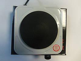 Плита електрична настільна 1 конфорка CROWNBERG CB-3743