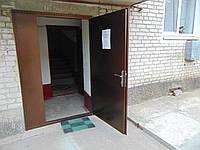 Входные двери для подъезда, Д-405