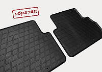 Резиновые коврик в салон Volkswagen Touran III 2015 (design 2016) с пластиковыми клипсами AV2, фото 3