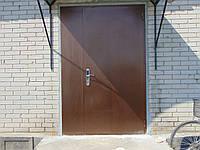 Входные двери для подъезда, Д-404