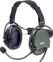 Наушники MSA Supreme Mil CC Green Nexus Headband микрофон, оголовье (SOR75332-06)