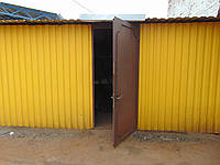 Двери металлические в подъезд, Д-400, фото 1