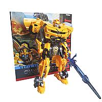 Робот-трансформер Бамблби (Робот - Автобот) / Bumblebee (Robot - Autobot) scn