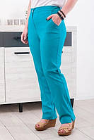 Стильные брюки женские большого размера Трейси  (52-62)