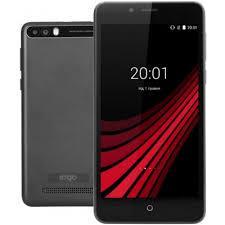 ERGO B501 Maximum Black + Dual Sim