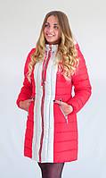 Зимняя куртка  Алёна К&ML малина, фото 1