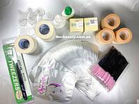 Материалы для наращивания/ламинирования ресниц