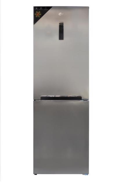 Холодильник Smart BM308WAS нерж. No Frost