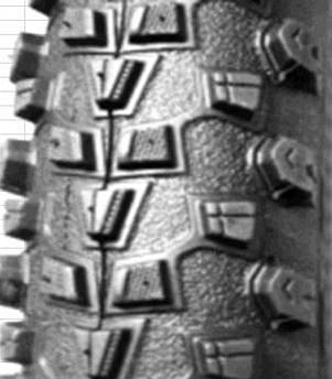Покрышка, Велошина, Велосипедная шина, Велопокрышка 26 * 2,10 (SA-239) (Delitire) LTK