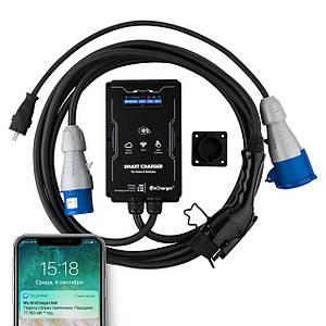 OnCharger Type 1 32A WIFI NFC Зарядная станция для электромобилей (OC1B-32A-J1772)