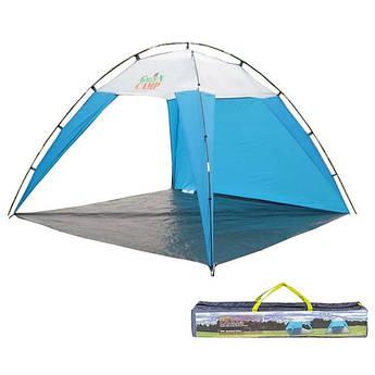 Пляжний Тент туристичний для пікніка GreenCamp 1045