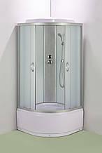 Гидромассажный бокс Aquastream GLS 80 White / Аквастрим Гидромассажная кабина бокс