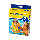 """Детский Надувной жилет """"Pool School"""" Intex (Желтый)   , фото 4"""
