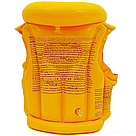 """Детский Надувной жилет """"Pool School"""" Intex (Желтый)   , фото 2"""