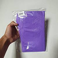 Скатерть полиэтиленовая однотонная фиолет