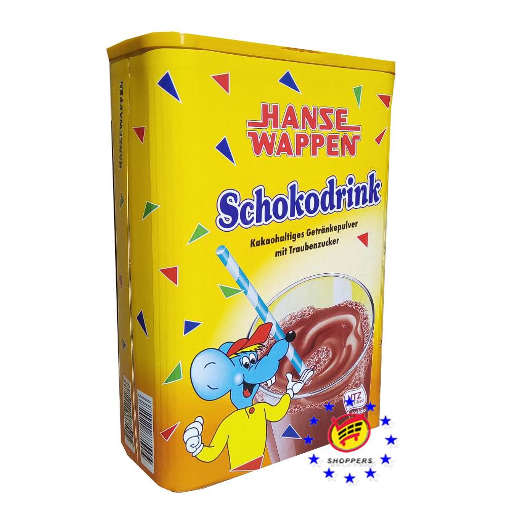 Детское какао Hanse Wappen 800г