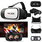 [ОПТ] 3D шолом віртуальної реальності c джойстиком VR BOX 2.0 Віртуальні окуляри для смартфона з пультом, фото 10