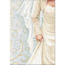 Наборы для вышивания крестом Luca S Невеста