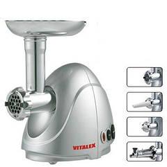 Мясорубка Vitalex VL-5302 Серебро электромясорубка ( Виталекс )