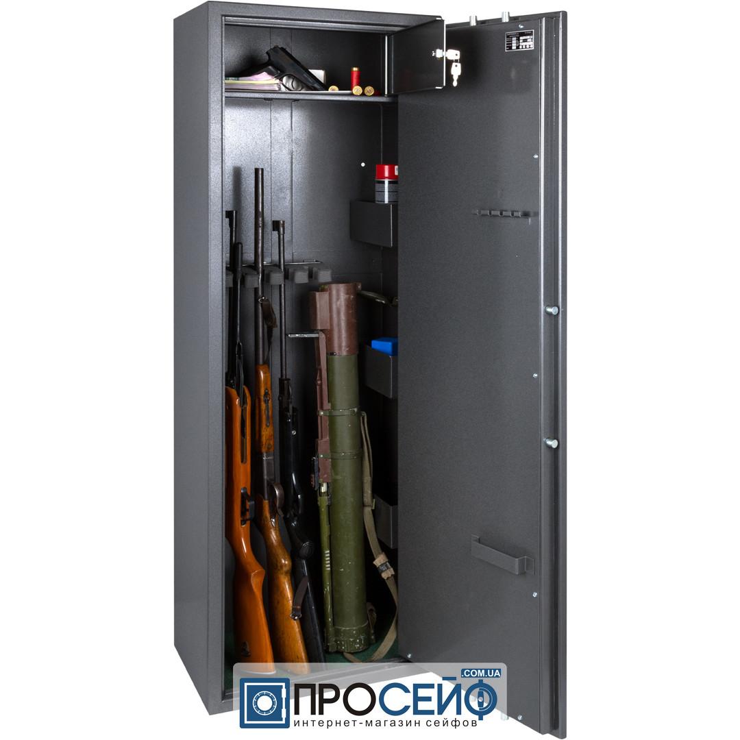 Збройовий сейф Safetronics MAXI 5PME