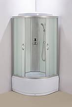 Гидромассажный бокс Aquastream GLS 100 White / Аквастрим Гидромассажная кабина бокс