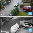 Система відеоспостереження H. VIEW 8CH CCTV 2 MP. 1080P NEW реєстратор 8-ми канальний, фото 5