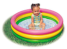 """Детский надувной бассейн """"Рассвет"""" 83л Intex   , фото 2"""