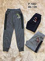 Спортивные штаны для мальчиков оптом, Glass Bear, 98-128 см,  № P-1007, фото 1